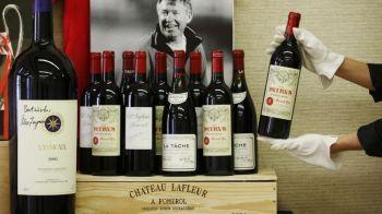 Colectia de vinuri care ii asigura pensia lui Sir Alex :) Fostul antrenor al lui United vrea o suma imensa