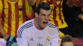 Real IREAL! Gareth Bale a reusit o BIJUTERIE de gol! Cursa incredibila a starului din Madrid!