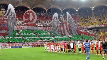 """""""Asa ceva nu s-a mai vazut niciodata in Romania!"""" Ce nebunie pregateste galeria lui Dinamo in aceasta seara:"""
