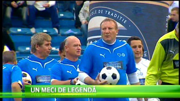 Legende vs Suporteri. Vrei sa joci fotbal pe National Arena? Balaci si Iovan cauta jucatori pentru finala Cupei!