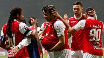Seara TRISTA pentru Rusescu. Braga a pierdut a pierdut calificarea! Benfica poate castiga PATRU trofee in acest sezon!