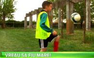"""Timisoara se pregateste sa-l dea fotbalului pe 'Hagi din Banat': """"Vreau la Steaua, apoi o sa joc la Barcelona!"""""""