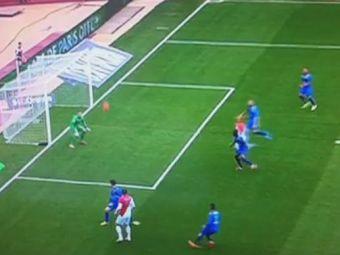 """Reusita saptamanii! A pus mingea cu """"mana"""" in poarta! Reactia de dupa gol este DEMENTIALA! VIDEO"""