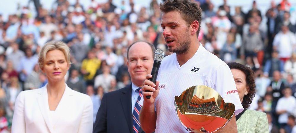 2014 de senzatie pentru Wawrinka! Elvetianul l-a invins pe Roger Federer si a castigat turneul de la Monte Carlo!