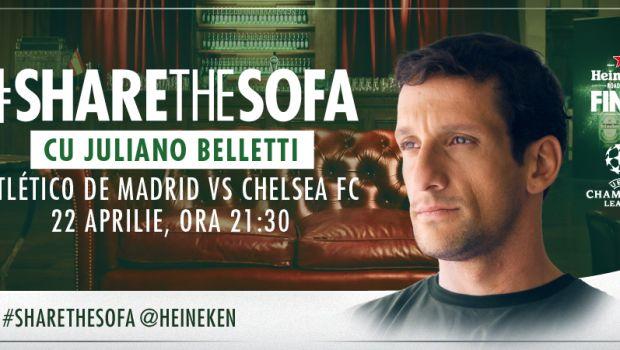 Comenteaza Atletico Madrid - Chelsea cu o legenda din UCL! Pune-i intrebari lui Juliano Belletti: