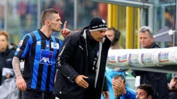 "Scandal in Serie A! ""Italieni bastarzi! Va astept in tara mea!"" Reactia DURA a suporterilor!"