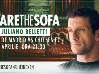 Comenteaza Atletico Madrid - Chelsea cu o legenda din Champions League! Ia-l aici la intrebari
