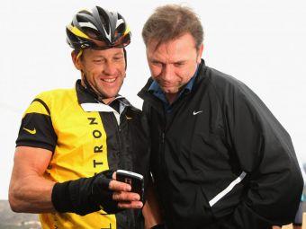 Cutremur in ciclism! Johan Bruyneel, omul care l-a ajutat pe Lance Armstrong sa ia 7 Tururi ale Frantei, a fost suspendat 10 ani