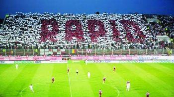 """Nu mai sunt peste tot acasa! Rapidul poate parasi stadionul Giulesti: """"Regretam, costurile sunt mari, iar starea e deplorabila!"""""""