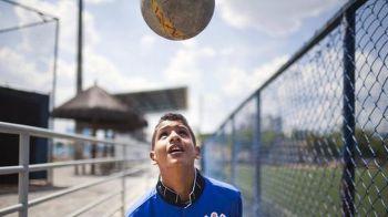 Pe tine cum te cheama? Povestea fotbalistului brazilian caruia nimeni nu ii poate scrie sau pronunta corect numele