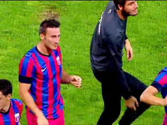 Jucatorul de 1 milion de euro la care Steaua ar putea renunta ca sa-l tina pe Piovaccari si din sezonul viitor