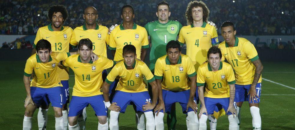 Jumatate de miliard de euro in lot si 200 de milioane de oameni alaturi! Brazilia e all-in pentru al 6-lea trofeu mondial!