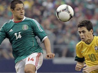 Atacul, arma letala a mexicanilor: Hernandez - Dos Santos, pentru inca o calificare in optimi! Care sunt jucatorii surpriza: