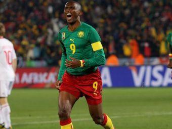 Eto'o spune Adio'o: ultimul mondial pentru starul lui Chelsea! Doi jucatori de la Barca in lotul Camerunului pentru Cupa Mondiala!