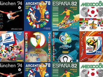 Panica la Rio inainte de Mondial: 300.000 de stickere Panini au fost furate! Anuntul italienilor imediat dupa jaf: