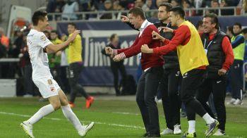 Cum se DISTRUGE unul dintre cele mai mari talente din Romania in 2014! Situatie incredibila aseara cu el pe banca de rezerve