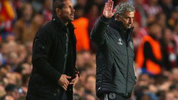 "INCREDIBIL! Chelsea, eliminata chiar de propriul jucator: ""A fost decisiv! E mare!"" Mesajul lui Mourinho catre Atletico dupa meci"