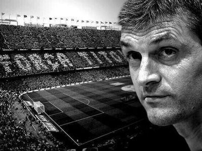 Contra si Marica vad pe Camp Nou LACRIMILE Barcelonei pentru Tito! Ultimul gest de omagiu pentru fostul antrenor