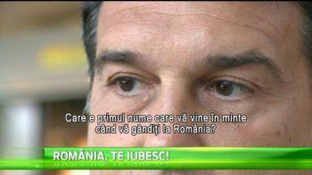 """""""Ma voi ruga pentru Barcelona!"""" Laporta viziteaza manastirile din Romania. Care este primul nume romanesc pe care l-a invatat"""