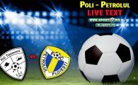 POLI TIMISOARA 0-3 PETROLUL. Petrolul urca pe 2 in Liga I, la 7 puncte de Steaua, dupa dubla lui Albin si golul lui Geraldo