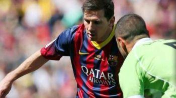 """""""Pentru noi s-a terminat!"""" Anuntul facut de jucatorii Barcelonei dupa ce si-au luat adio de la titlu in minutul 92"""