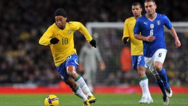 Scolari a anuntat lotul Braziliei pentru Mondial! Ronaldinho, Kaka si Robinho lipsesc! Cu cine ataca titlul mondial