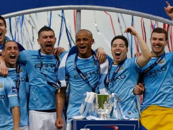 Seara SUPERBA! Manchester City e aproape campioana! Dzeko reuseste dubla in 5 minute! City 4-0 Aston Villa