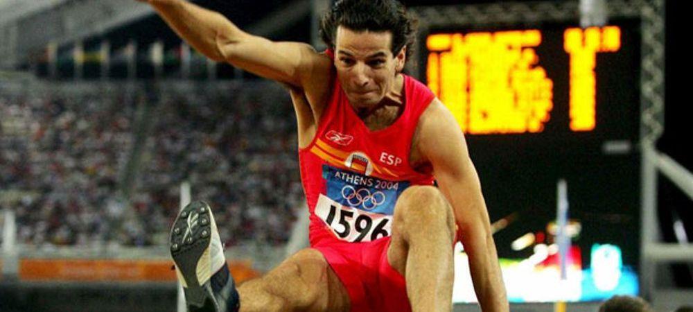 Yago Lamela, un campion urias la atletism, a murit. Cum a fost gasit fostul detinator al recordului european la sarituri