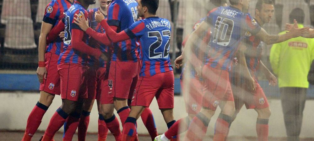 Momente SOCANTE la Cluj! Un fan a intrat pe teren si a atacat un jucator stelist! Ce s-a intamplat