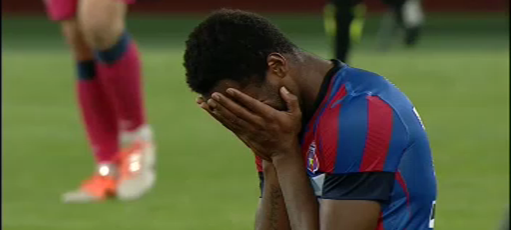 Steaua e campioana Romaniei! IMAGINI FABULOASE la Cluj! Varela a cazut in genunchi si a inceput sa planga!