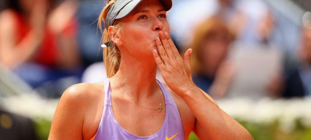 Maria Sharapova i-a tradat pe rusi inainte de Mondial :) Mesaj de mii de like-uri catre un jucator dorit de Barca