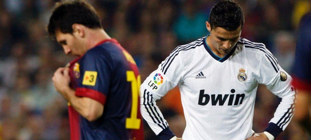 Messi e la un pas de istorie! Are 180 de minute ca sa-l faca praf pe Ronaldo! Anuntul spaniolilor: