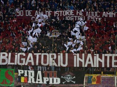 Rapidul NU a primit licenta! Giulestenii raman inca un an in Liga a doua, daca nu castiga la APEL! Detalii:
