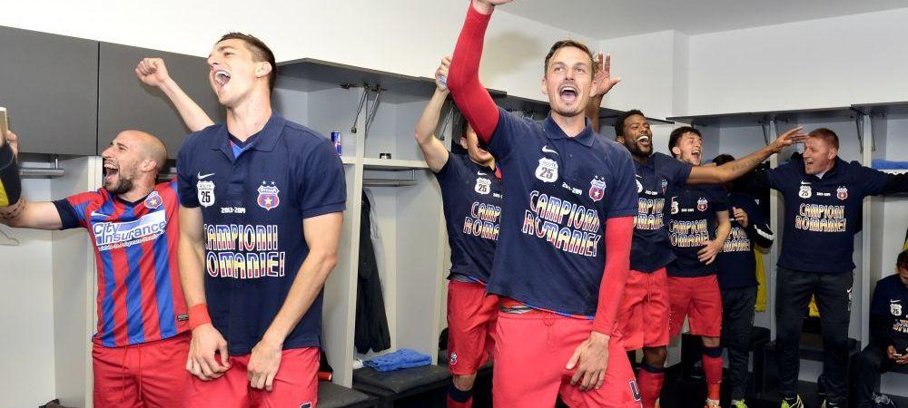 Steaua a ales stadionul pe care va sarbatori titlul 25! Unde se joaca ultimul meci din campionat: