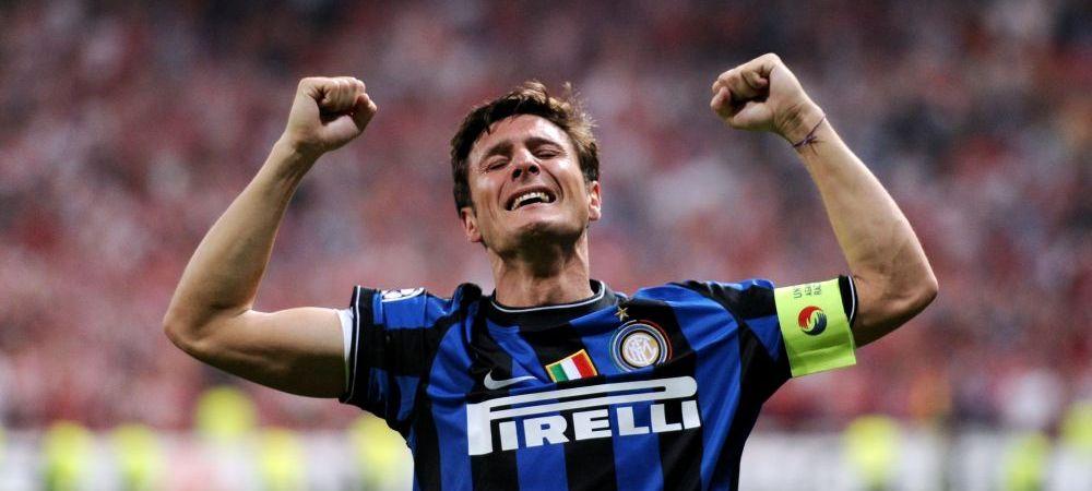 """Milioane de oameni sunt in LACRIMI: Javier Zanetti se retrage AZI! """"Una storia sola, un amore unico"""" - Povestea emotionanta:"""