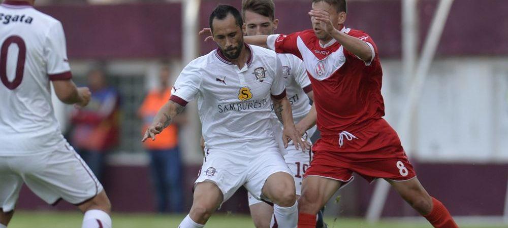 CSU Craiova, doar egal cu Valcea: 0-0! Rapid 2-2 Slobozia! Rezultatele din Liga a II-a: