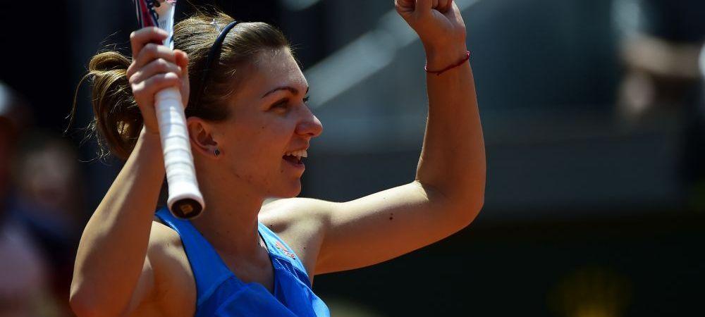 IREAL! O lume intreaga se mira de transformarea Simonei intr-un an miraculos! Ce loc WTA ocupa pe 11 mai 2013: