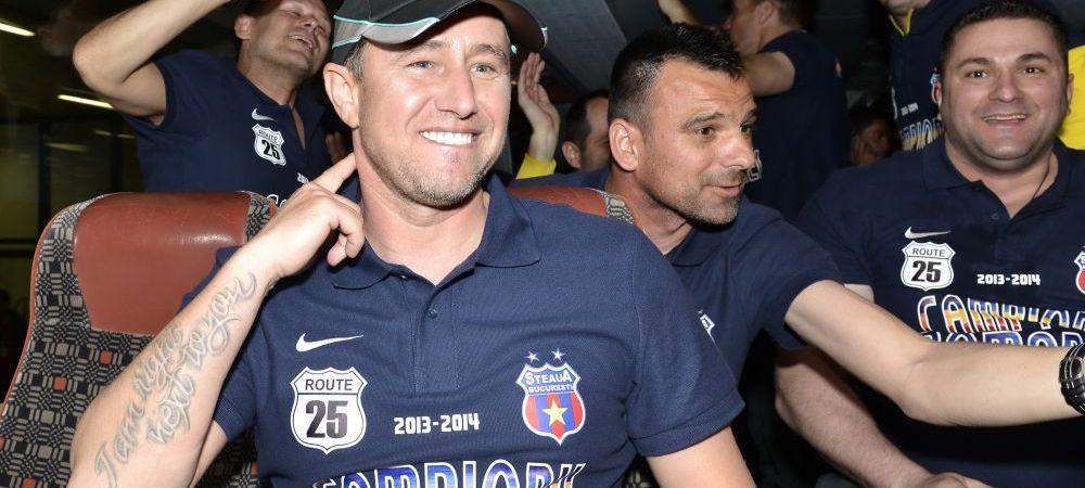 Primul transfer al lui Reghe pentru Champions League? Dinamovistii fac misto pe net, el e convins ca-i omul Stelei: