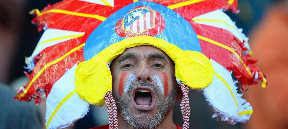 Gest impresionat al lui Atletico Madrid: suporterii care au avut abonamente cand echipa era in B primesc bilete la finala UCL!