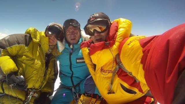 """Horia Colibasanu isi propune o premiera mondiala pe Everest: """"Acesta este momentul nostru! Suntem pregatiti!"""""""