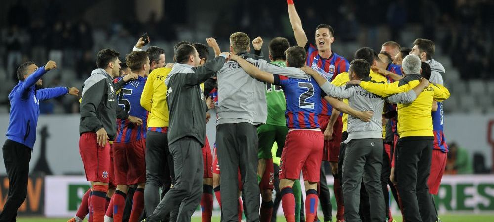 Adversari TARI pentru Steaua in drumul spre grupele Ligii! Echipa care era sa bata RECORDUL echipei lui Reghe poate fi adversara