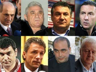 Veste buna pentru Borcea si V.Becali: vor executa pedeapsa in regim semideschis! Ambii se muta la Poarta Alba!