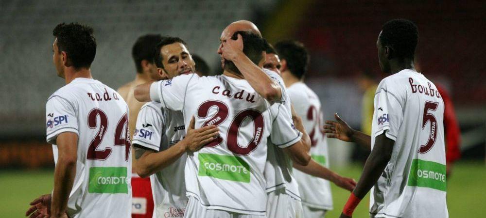 Furtuna in GRUIA! CFR Cluj intra in cea mai neagra perioada de cand a promovat! Felgueiras, liber spre Steaua!