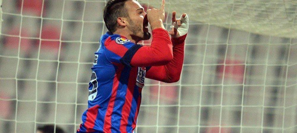 Anunt URIAS pentru Steaua! Piovaccari, 'transferul' de Liga Campionilor pentru sezonul viitor! Cum se face mutarea