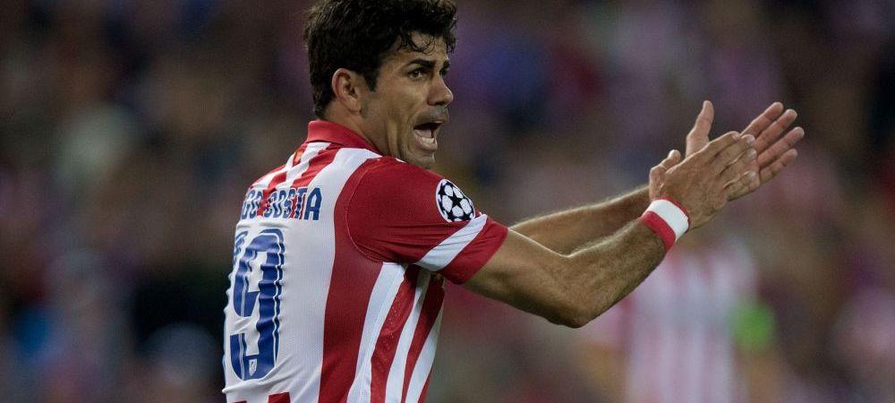 """Diego Costa si-a decis viitorul inainte de finala Ligii: """"S-au inteles!"""" Anuntul facut azi-noapte de Sky Sports"""