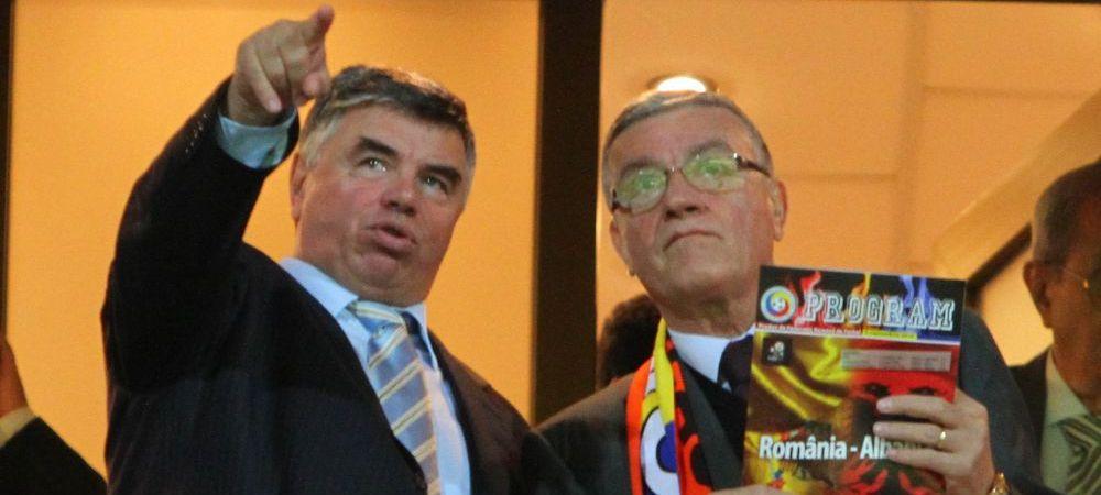Presedinte din UMBRA pentru FRF. Cine e omul pe care Mircea Sandu l-ar pregati sa-i ia locul lui Burleanu