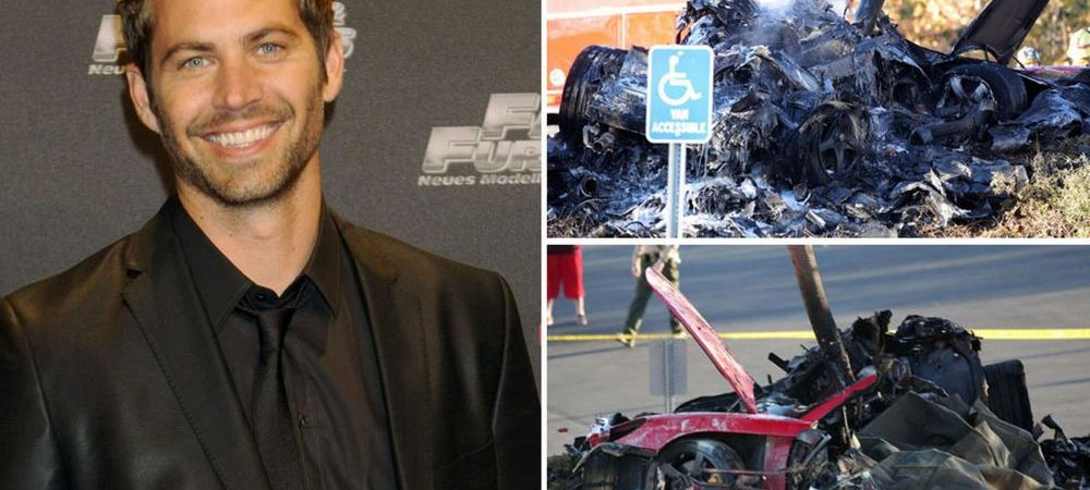 Porsche, data in JUDECATA! A fost masina vinovata pentru moartea lui Paul Walker? Anuntul zilei in SUA: