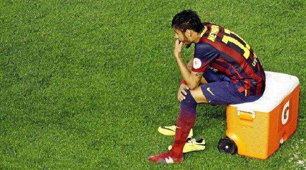 Neymar a primit INTERZIS la finala cu Atletico! Lovitura grea pentru Tata Martino inaintea ultimei etape!