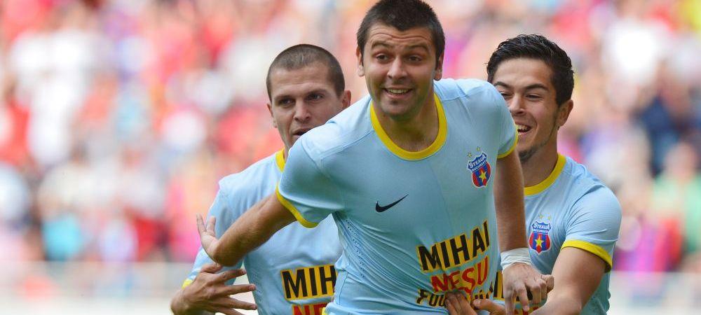 Rusescu a luat decizia finala! Fostul goleador al Stelei a vorbit despre revenirea in Ghencea! Anuntul facut astazi: