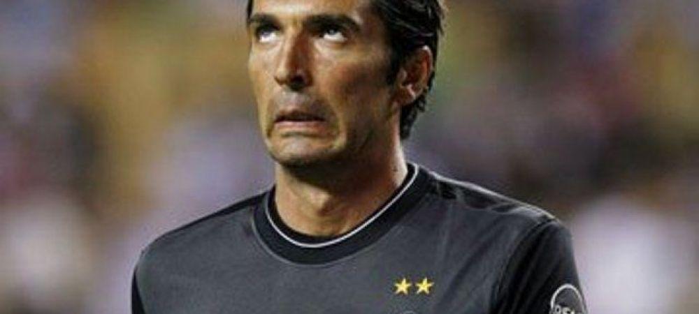I-au prins! Aventura de o noapte a lui Buffon! Cu cine s-a cazat la hotel inainte de victoria cu Roma! Cum arata fata:
